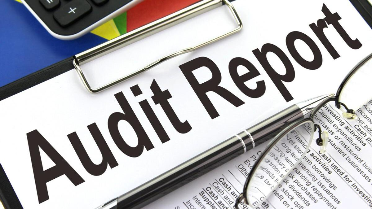 Yearly Audit Report